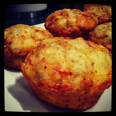 The Art of Comfort Baking: Pepperoni Pizza Puffs