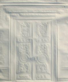 Folded Paper Art by Simon Schubert 6 #FoldedPaper #PaperArt #SimonSchubert #PaperCraft