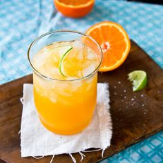 Tangelo Margaritas