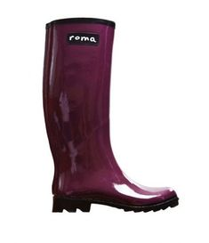 Charitable Gifts: Make A (Stylish) Difference - Roma rainboots