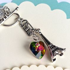 $17.00.  WE LOVE PARIS necklace on long chain.  I own this and love it.  :) pari necklac