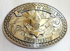 BOY SCOUT EAGLE LOGO | Boy Scouts of America Beautiful BSA Belt Buckle Order of the Arrow ...