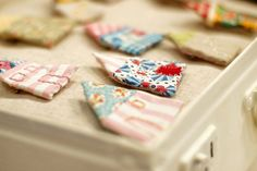 tiny house brooches by grrl+dog