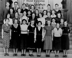 costum, 1930s teacher