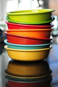 Love me some fiesta ware!!