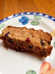 Living, Learning, Eating: Back to School Recipes: Homemade Healthy Granola Bars
