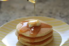 The best instant pancake mix!