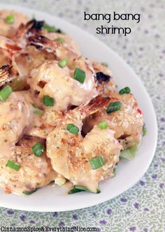 Bang Bang Shrimp (Bonefish Grill Copycat) .... Oh i love this stuff!!
