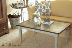 coffee tables, table makeover, crazy people, find furnitur, furnitur repurpos
