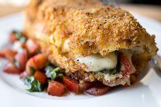 Cozy Chicken: Crispy Caprese, A New Dish To Accompany A New Phase Of Life