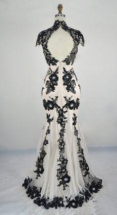 Black White Wedding