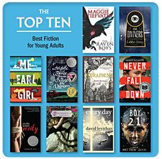 2013 YALSA Book Picks