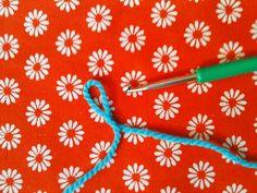 Tuto granny square au crochet