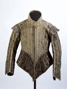 Doublet, 1620-1625  The Victoria & Albert Museum