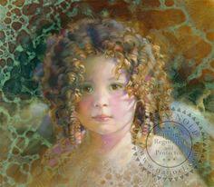 Ringlets - Nancy Noel, artist