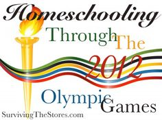 Lots of resources for teaching children about the Olympic Games!