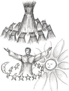 The Bible Illustrated - Joseph's Dreams
