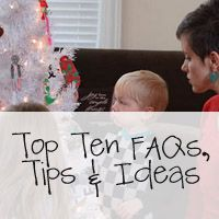 Top Ten Questions, Tips & How-To's for Your Truth in the Tinsel Experience