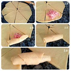 La cocina de Gisele: Cachitos de Jamon