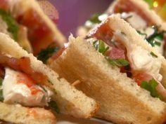 Lobster Club Sandwich Recipe : Paula Deen : Food Network - FoodNetwork.com