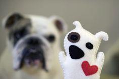 cute custom puppy dolls. by shevon