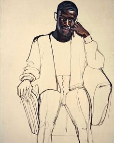 Alice Neel: James Hu