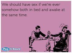 We should have sex ecard
