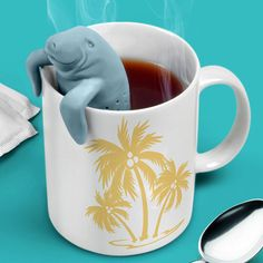 ManaTea Infuser | 20 Animal Cooking Gadgets