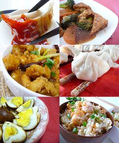 Chinese New Year Food!