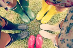 Who's headed to the Wilderness Festival this weekend? With rain showers expected, we hope you've packed your Wellington boots!