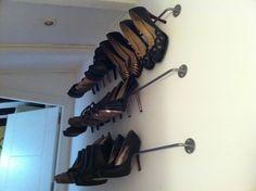 IKEA Hackers: High Heels Hanger with BYGEL