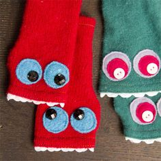 Monster Mitts