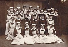 Nurses, 1900's