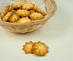 Butter Cookies for Chinese New Year from Christine's Recipes