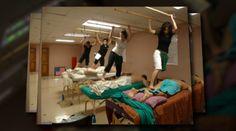 Ashiatsu Oriental Bar Therapy  Barefoot Basics with Cindy Iwlew   www.bodyworkbydesign.net