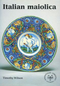 Antique Italian Majolica Maiolica Pottery