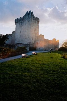 I love castles..