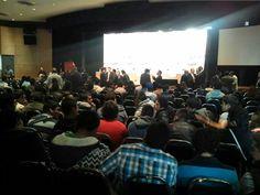 Transmitiendo en Vivo 1er Foro de Gestión Deportiva http://www.video.com.mx/precios/streaming_de_eventos.htm
