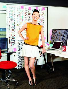 Learn how Enid Hwang landed her job at Pinterest!