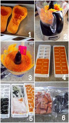 DIY Baby Food