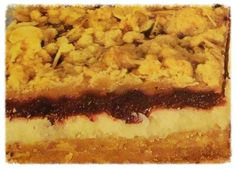 Berry Cheese Bars are going to delight your taste buds!