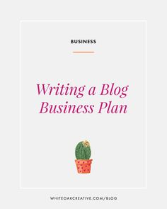 Why writing a blog b