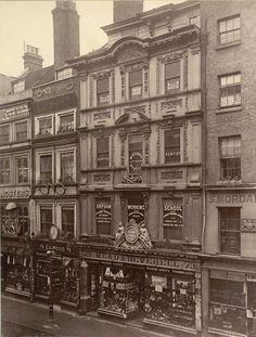 Cheapside, London, 1880