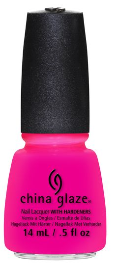 China Glaze Sunsational - Heat Index  need this for summer! would be perfect