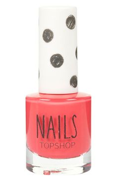 Topshop Nail Polish :: my favorite!