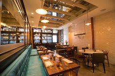 Inside Maude, Curtis Stone's New LA Restaurant