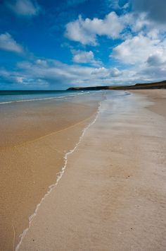 Tolsta Beach - Isle of Lewis in Scotland