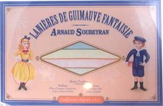 Lanières de Guimauve Fantaisie by Arnaud Soubeyran. French marshmallow wands.