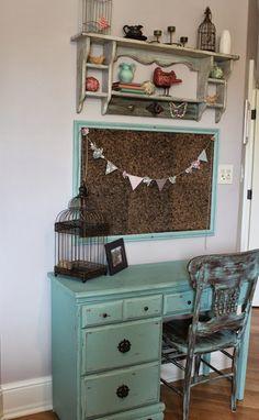 Namely Original: Girl's Vintage Room