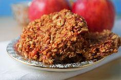Sugar Free, Vegan, Wheat Free, Fat free Apple Breakfast Cookies ( that still taste good )